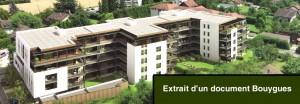 Bouygues Valavran maquette Std