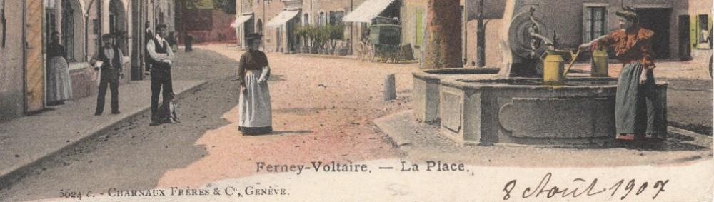 Ferney dans la rue